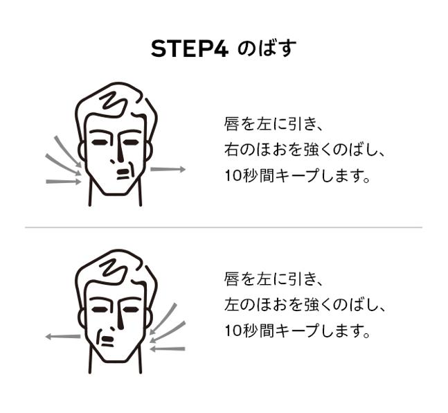 資生堂 洗顔方法4