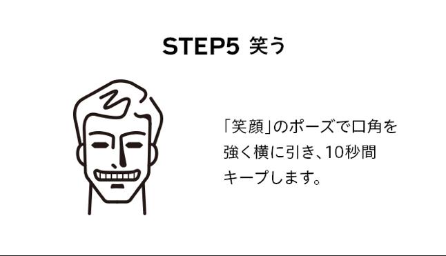 資生堂 洗顔方法5