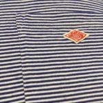 ダントンボーダーTシャツ