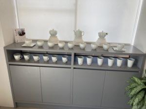 西海陶器 白磁シリーズ