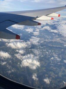 福岡空港到着